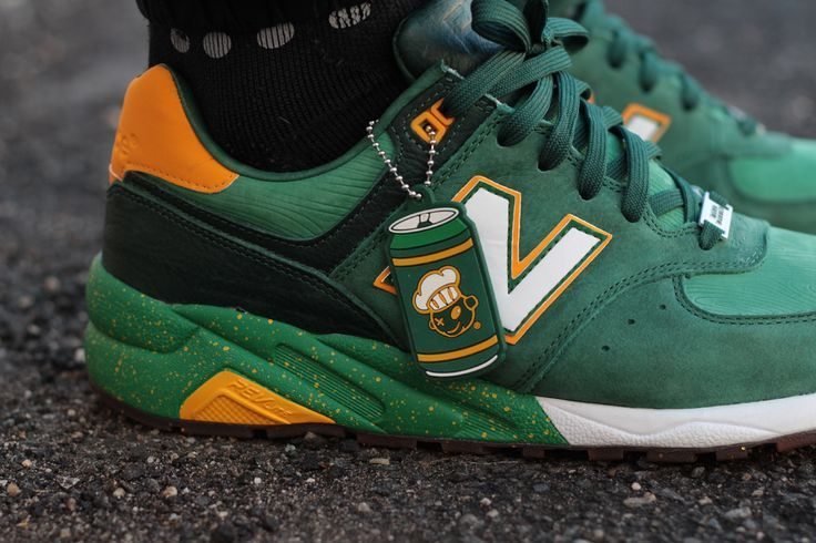 "brillo fricción Desear  The Burn Rubber x New Balance 572 ""Vernors"" 