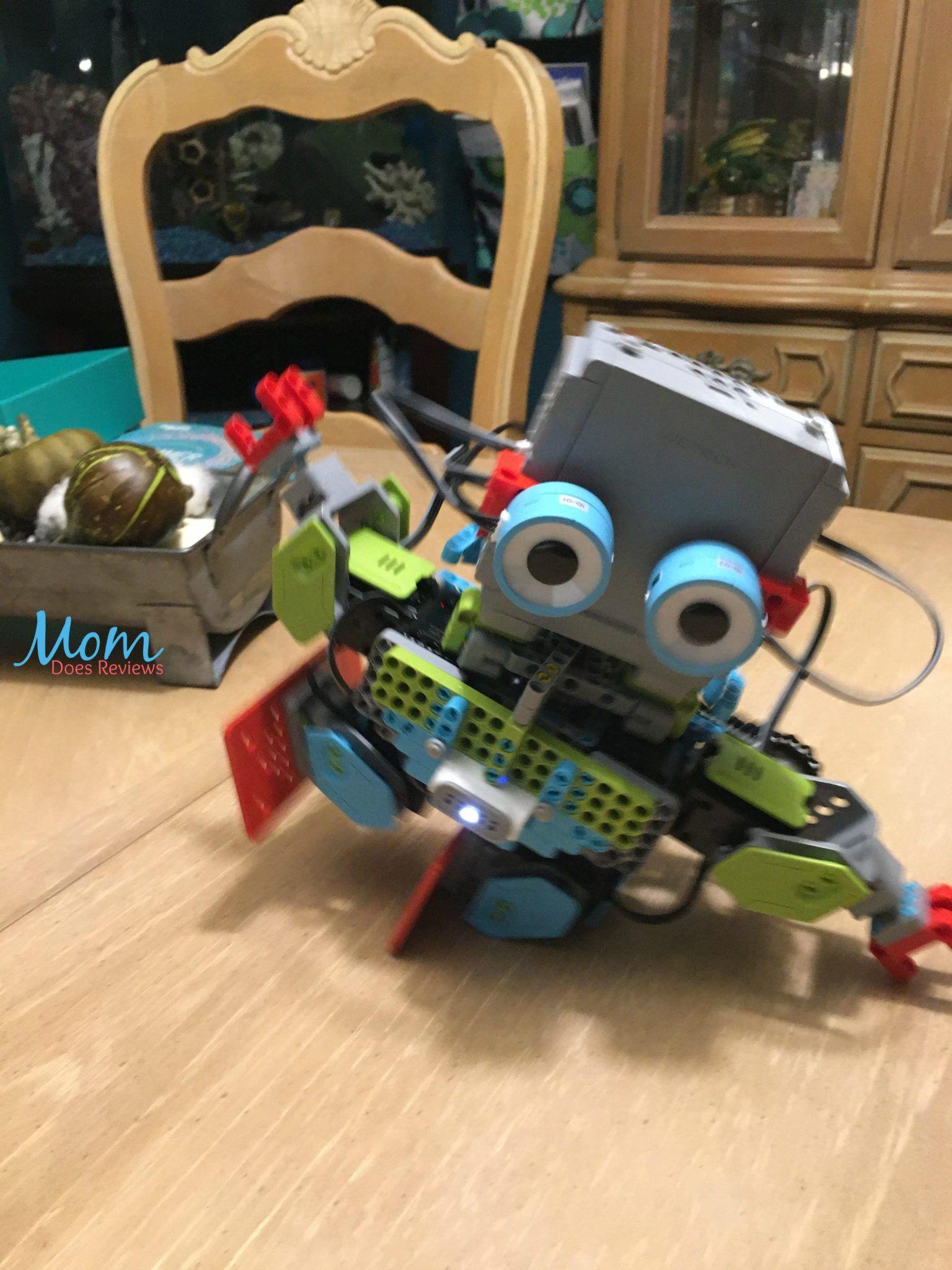 Jimu robot fun to build code and play megachristmas19
