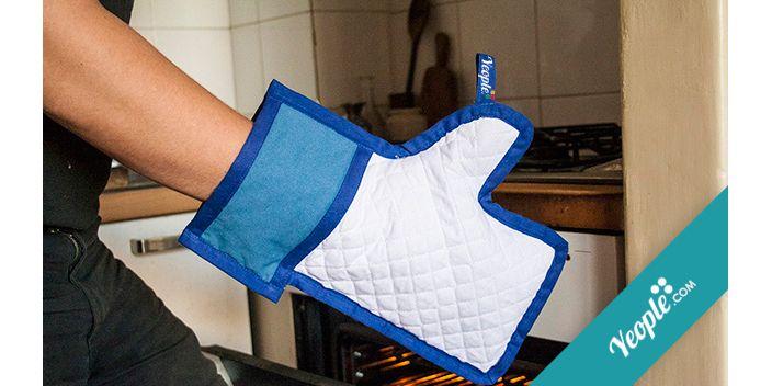 Quiero este guante de cocinaaa.