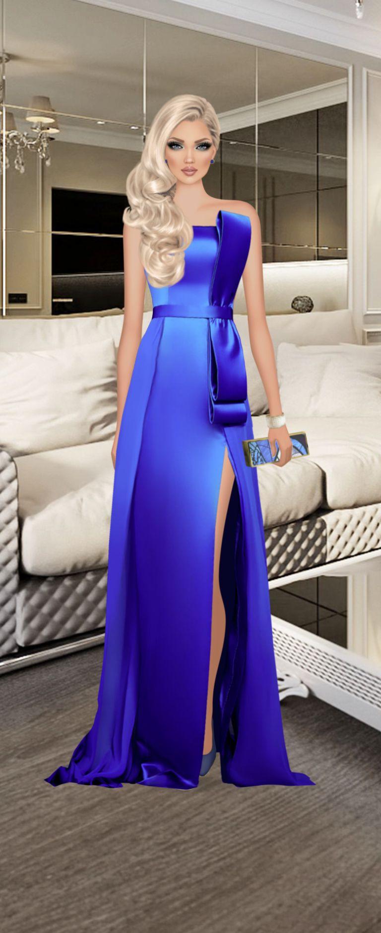 Queen of the Industry | Dresses | Pinterest | Ilustraciones de moda ...