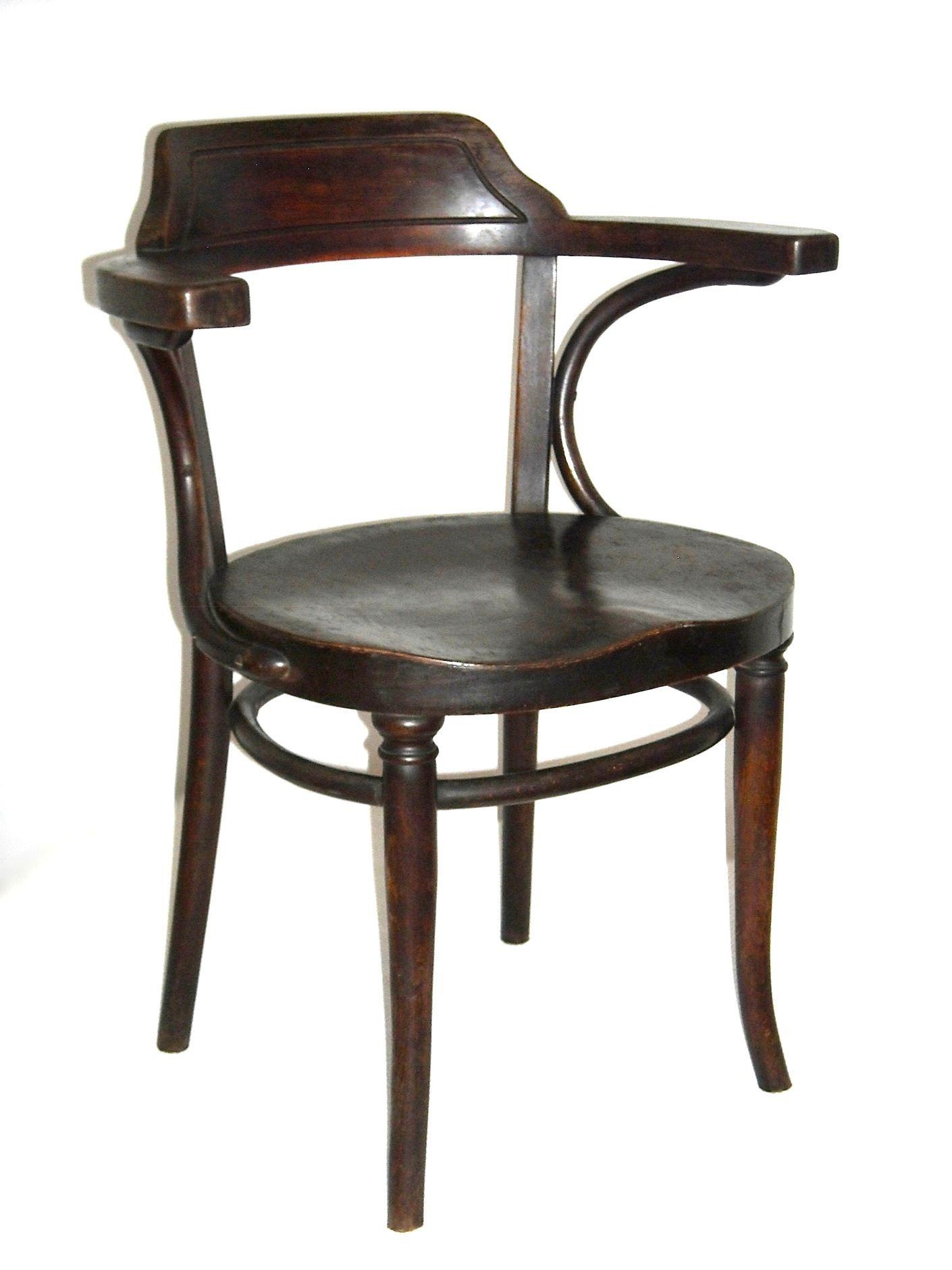 Sedia thonet n 233 entrata in produzione nel 1895 - Dimensioni sedia ...