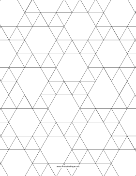 This Tessellation Includes Triangles And Hexagons Free To