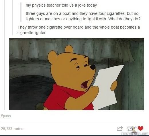 It took me too long to get this joke. | Oh, Tumblr | Funny ...