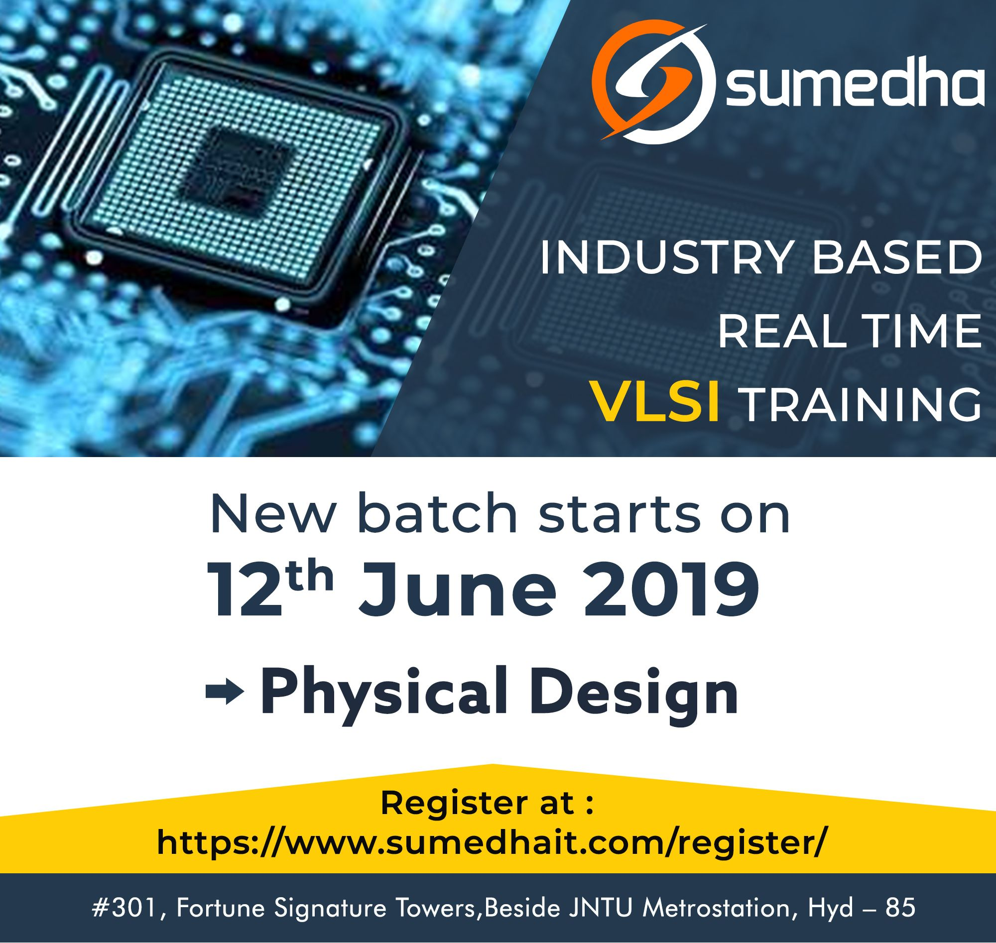Sumedha Institute Of Technology Is One Of The Best Vlsi And Embedded Systems Training Institute In Hyderabad We Are Formed To Raise The Train Institute System