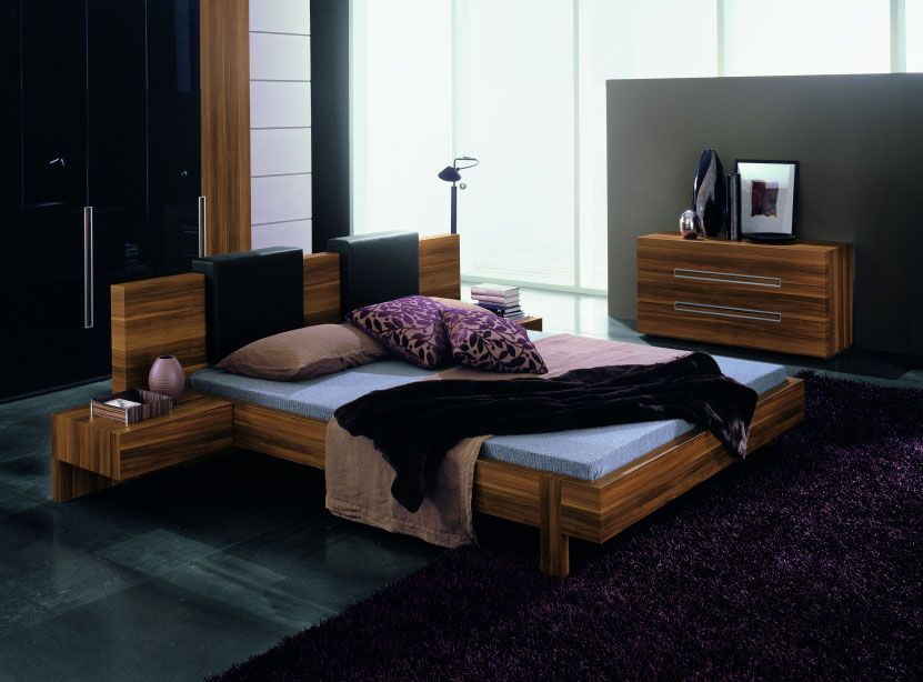 Italian platform bed in Los Angeles GAP
