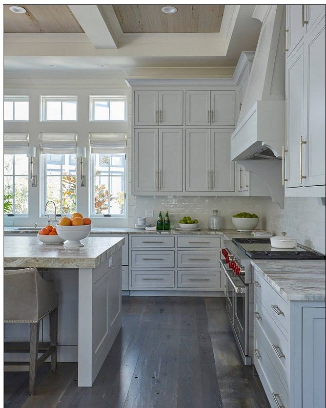 White Kitchen Cabinets Upkeep: An Inspiring Home To Help You Make Home Maintenance Easy