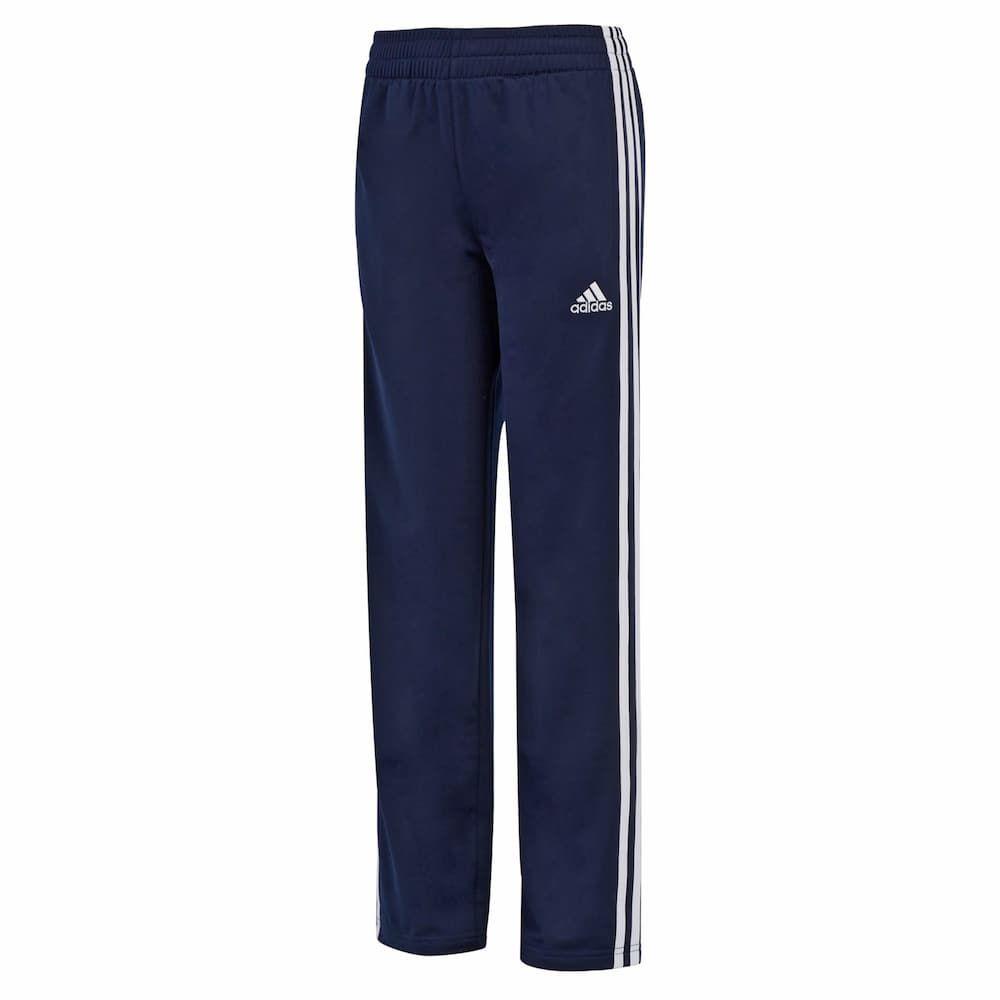 a6eaf201185b adidas Toddler Boy Tricot Striped Pants