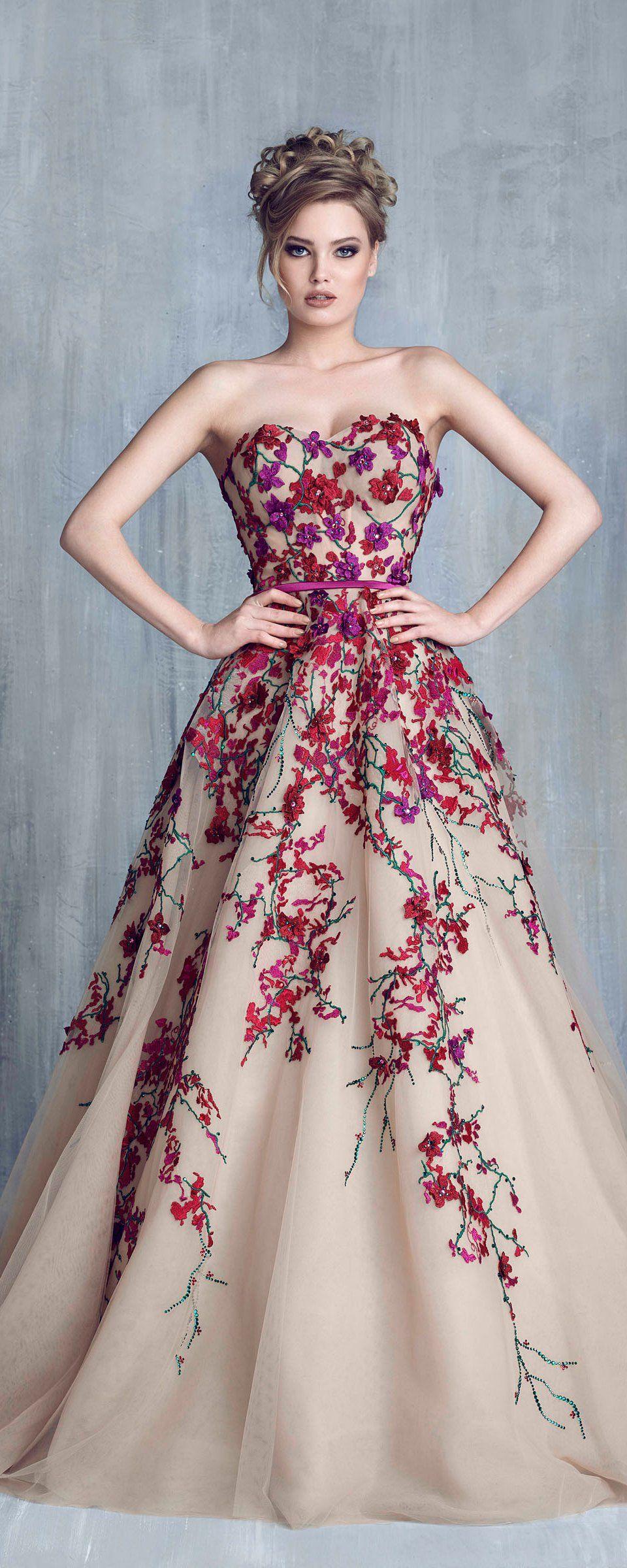 Tony Chaaya Spring-summer 2016 - Couture | Schöne sachen, Garderoben ...