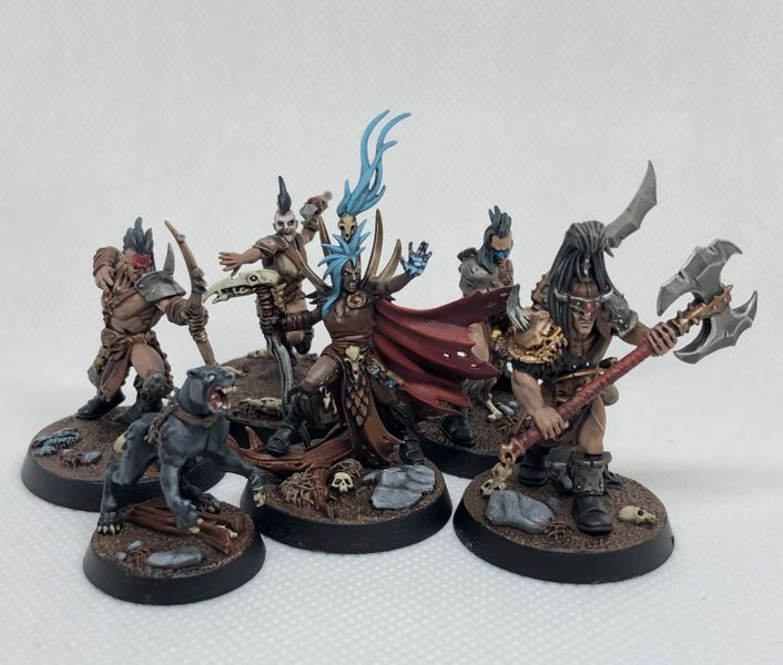 Underworlds:Godsworn Hunt Games Workshop 60120701004-110-42-60