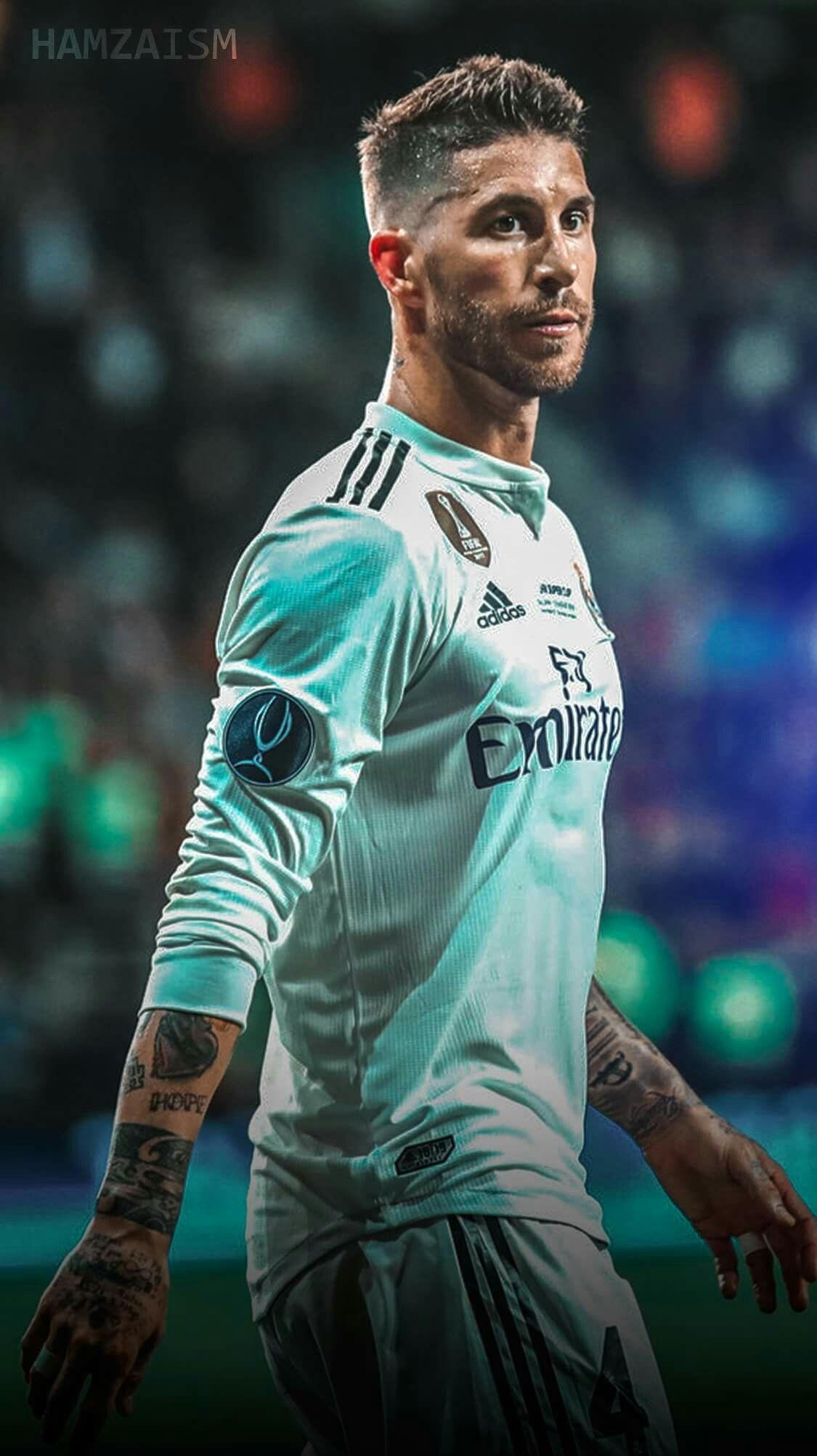 Sergio Ramos Sergio Ramos Real Madrid Futbol Fotos De Futbol