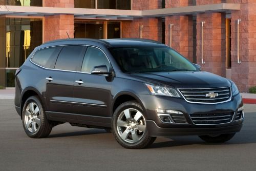 Used 2013 Chevrolet Traverse For Sale Near You Chevrolet