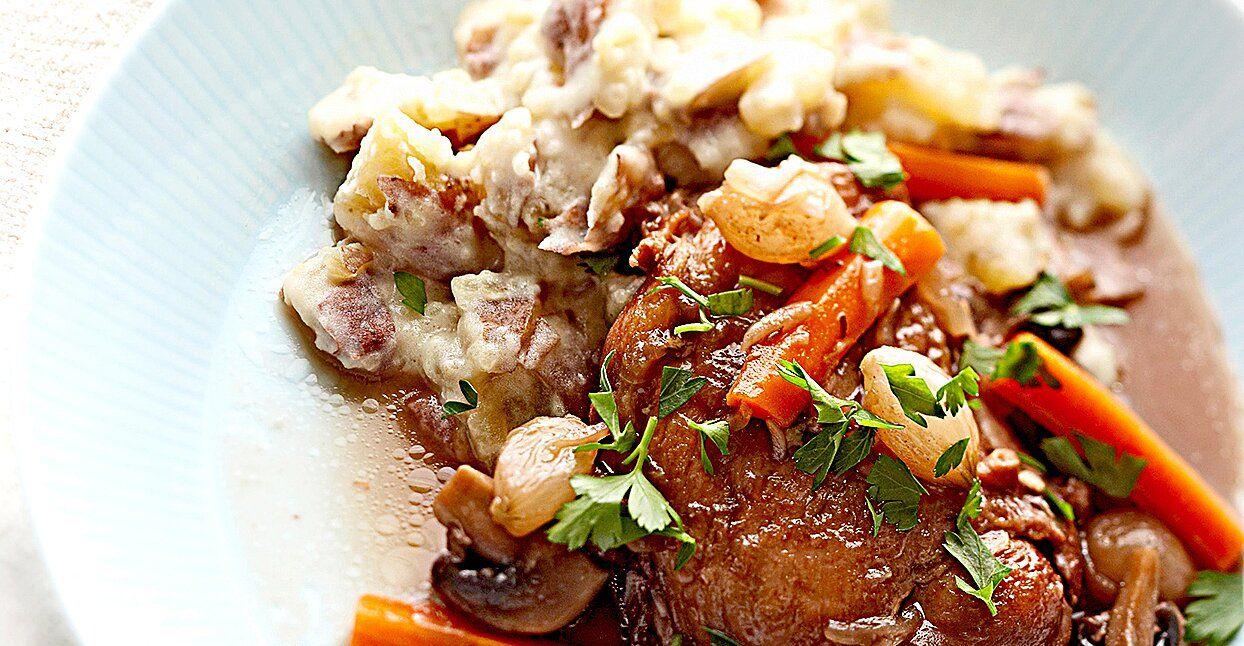 Photo of Slow Cooker Coq au Vin