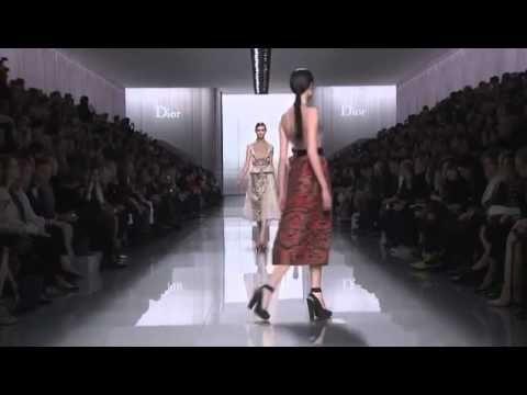 Christian Dior Fall 2012/2013 Full Fashion Show