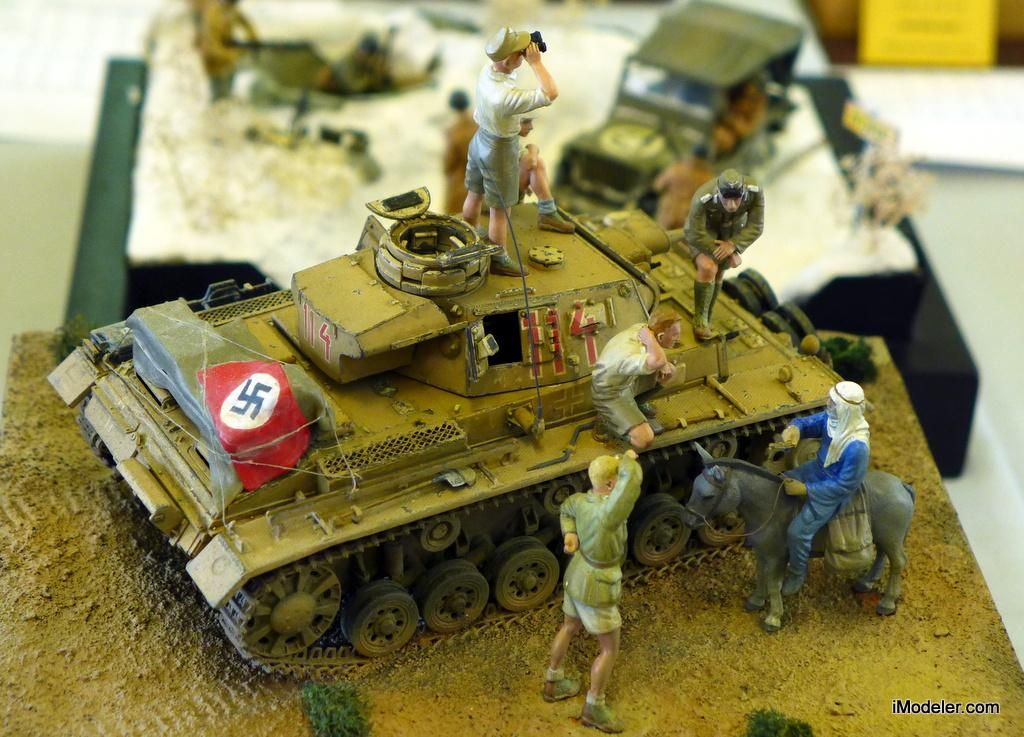 Moson Model Show 2016 – Part 13 (military diorama, contd.) | iModeler