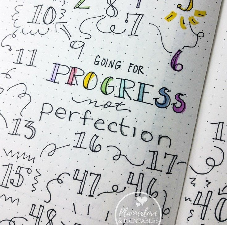 Bullet Journal Weight Loss Tracker: Creative Layout to Inspire You
