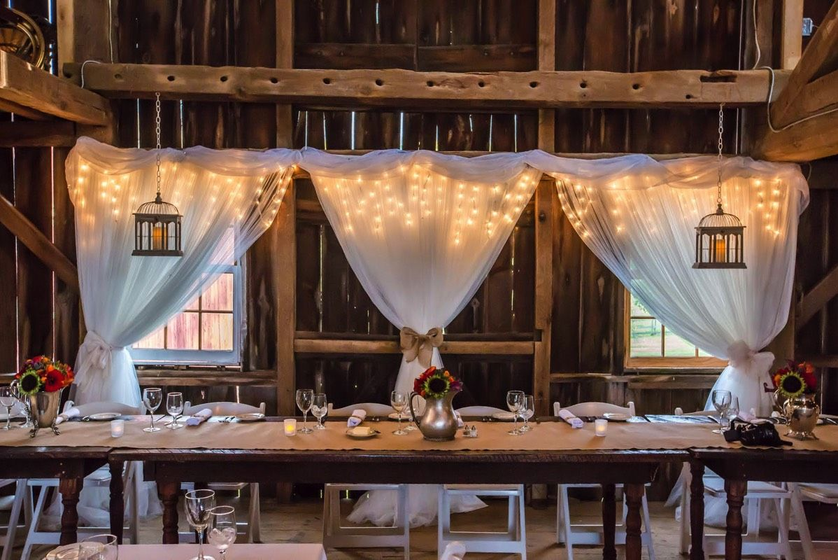 The Barn at Forestville, Furlong PA Rustic wedding