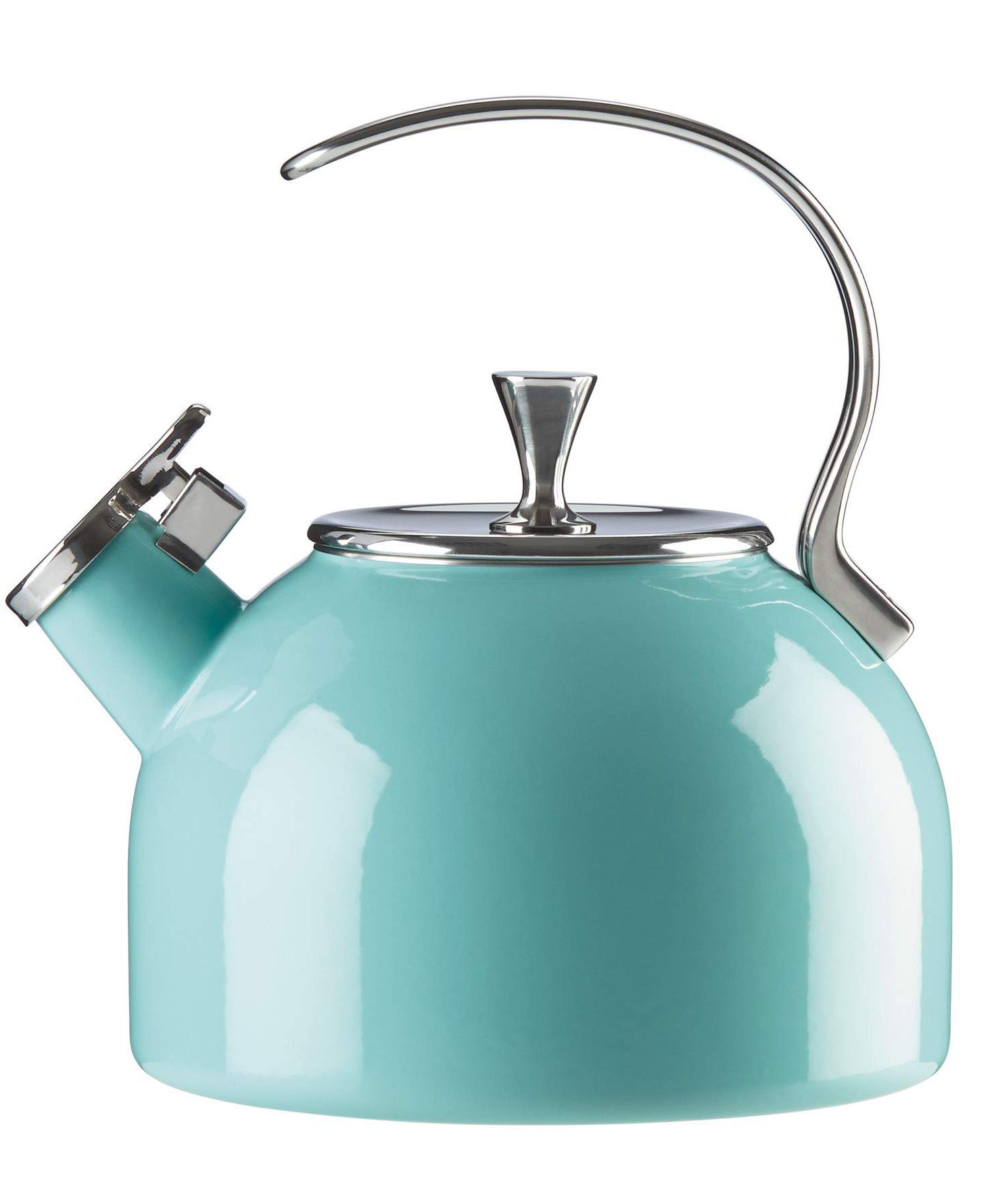 Kate Spade Turquoise Tea Kettle | I Want That! | Pinterest | Kettle ...