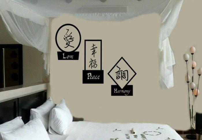 40 Beispiele, wie Sie Schlafzimmer nach Feng Shui dekorieren - feng shui bilder schlafzimmer
