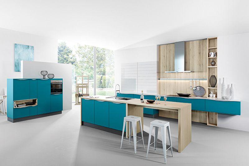 6000 petrol - Häcker Küchen | Kuchyňa | Pinterest | Häcker küchen ...