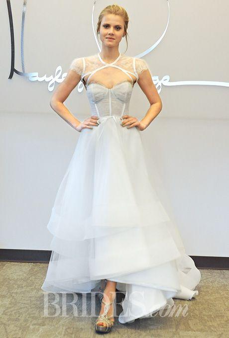 Brides Hayley Paige Fall 2017 Style 6451 Gigi