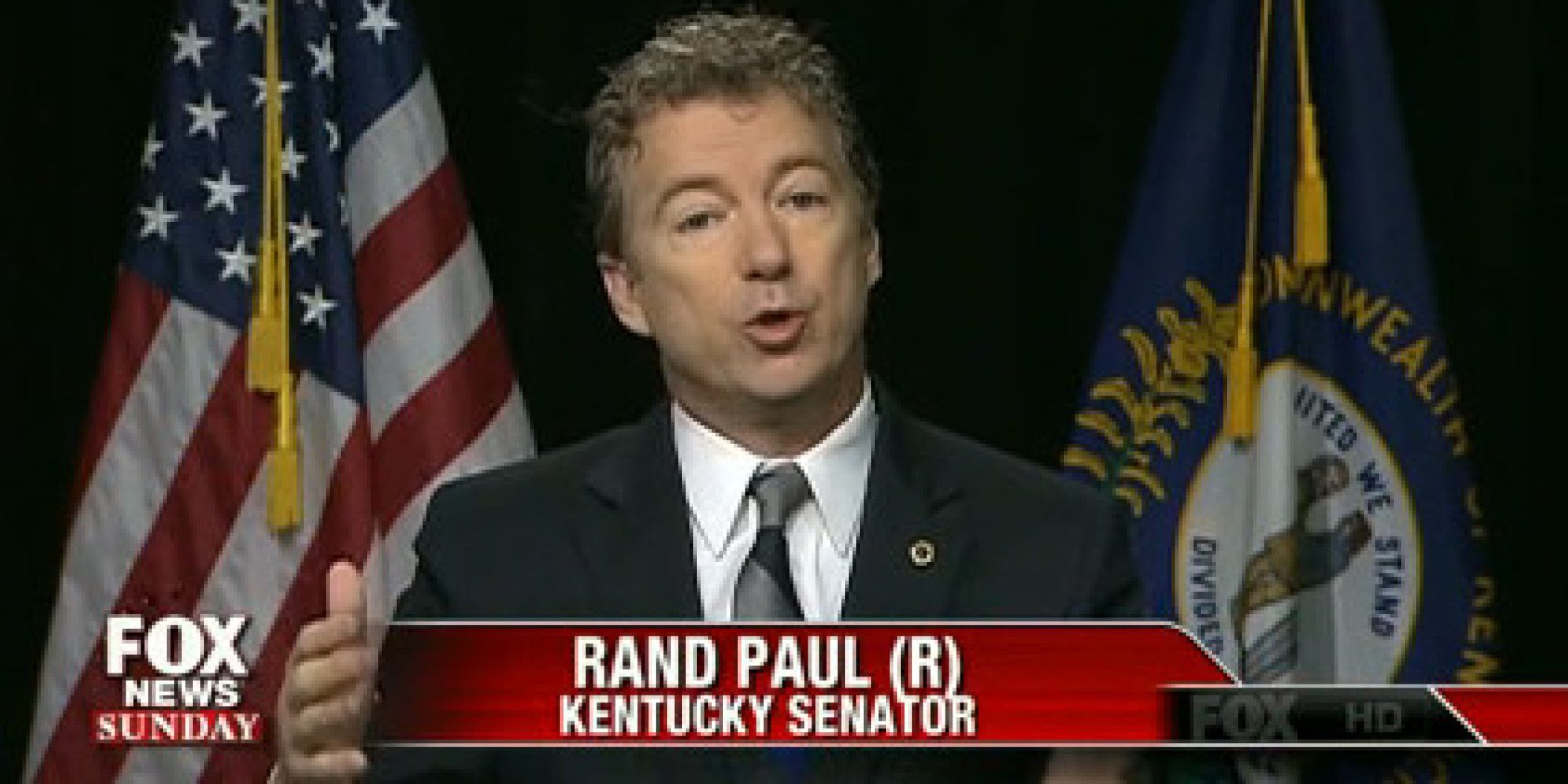 Rand Paul Unemployment Benefits Extension Would Be A
