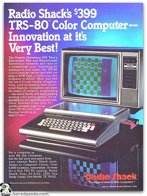 15 Vintage Computer Ads That Used To Be Cool Old Computers Vintage Electronics Computer Magazines