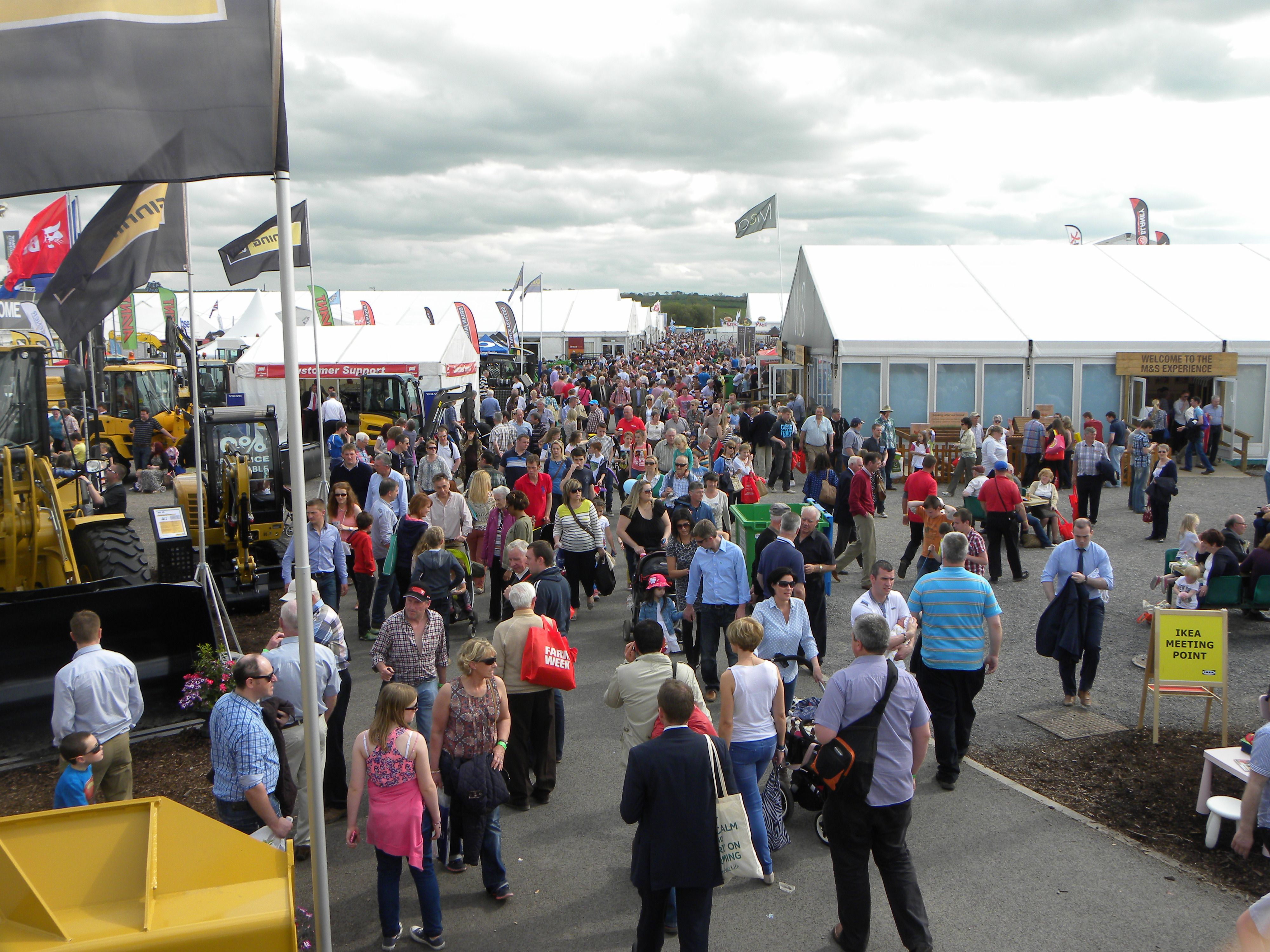 Balmoral Show - The day in photos - Agriland
