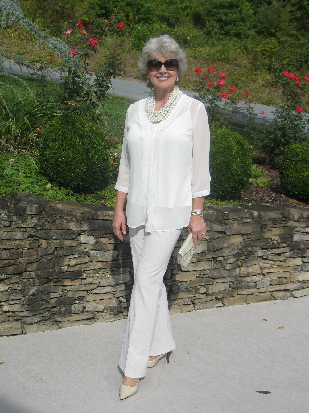 Casual fashion for over 60 - Fashion Blogger For Women Over 50 Now 60 In 2016 And Looking