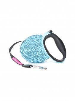 (Crystallized Retractable Leashes) SAPPHIRE