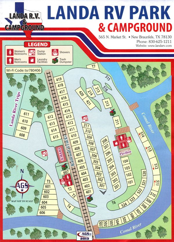 Landa Rv Campground Camping Destinations Rv Parks And Campgrounds Camping Locations