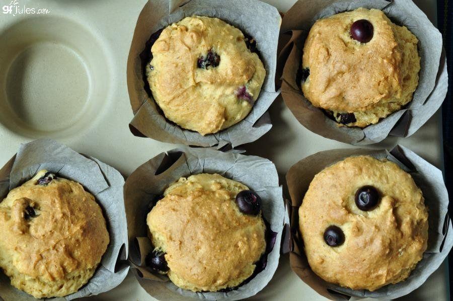 Gluten Free Muffin Mix Gluten free blueberry muffin