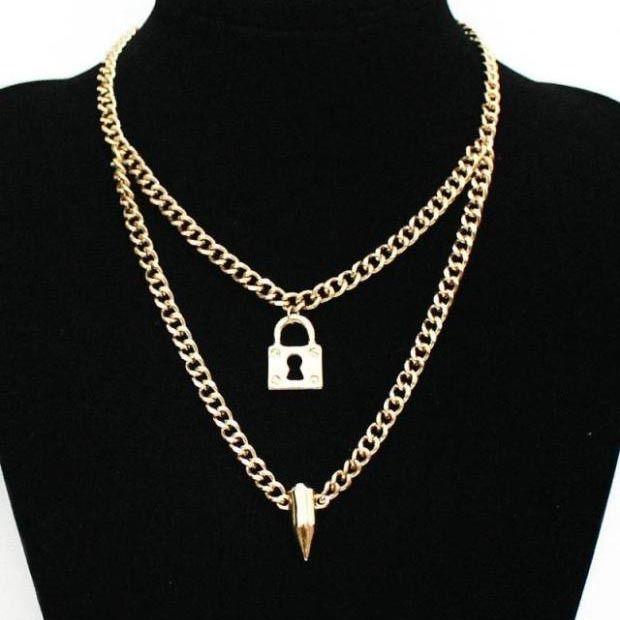 Toria Perfect Match Necklace  #Toria #Fashion