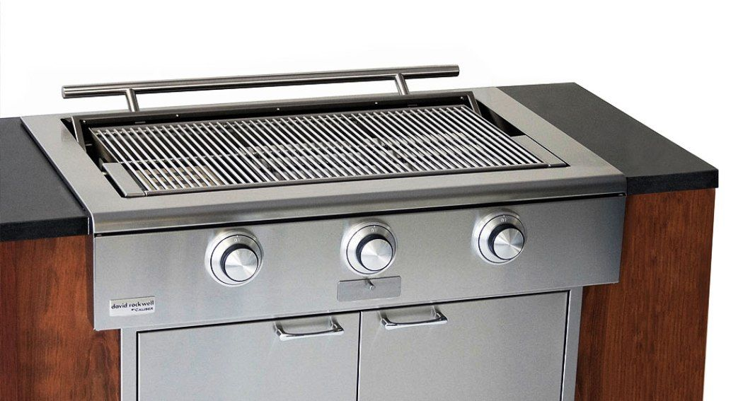 Rockwell By Caliber 48 Inch Built In Gas Grill Review Gas Grill Reviews Gas Grill Best Gas Grills