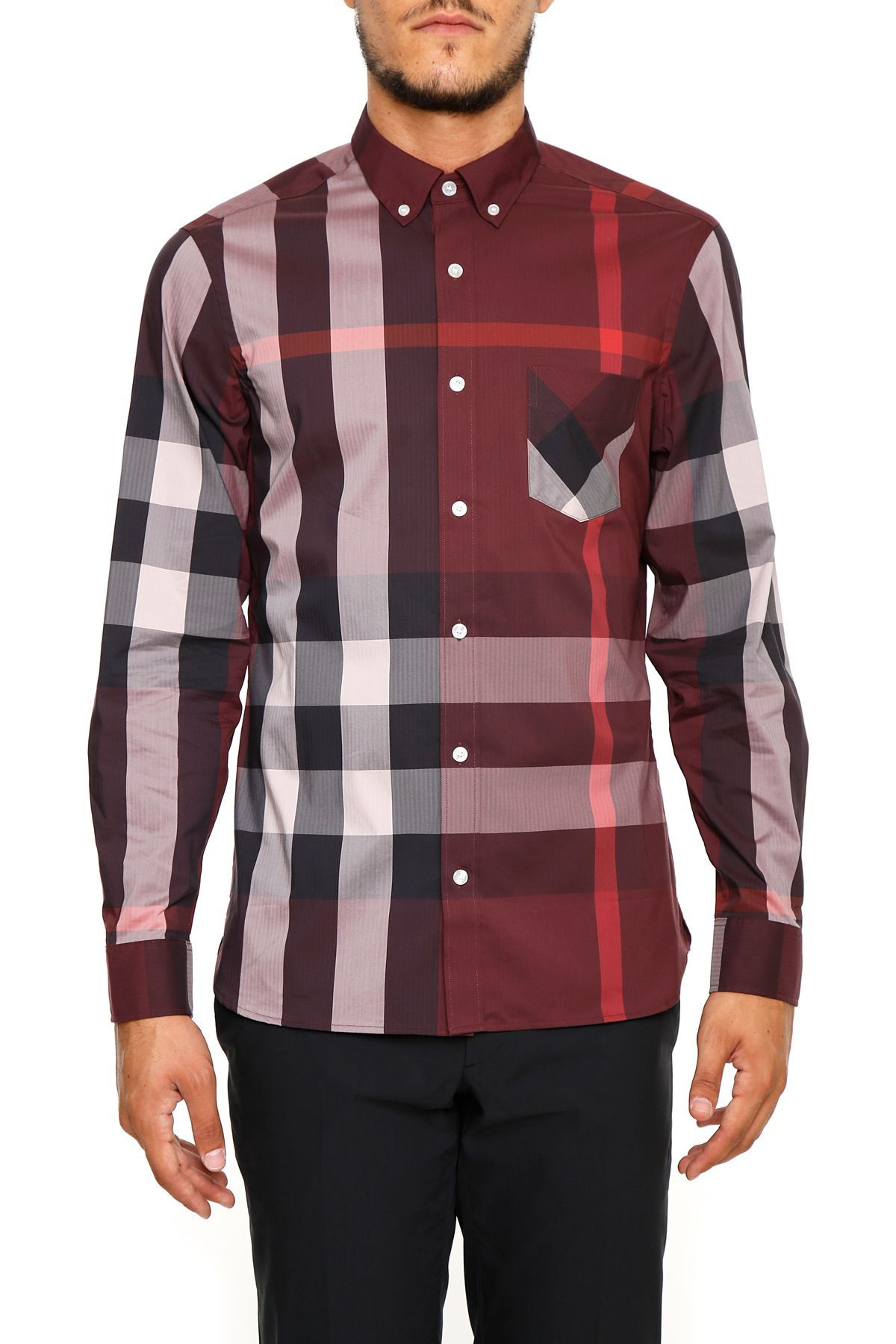 BURBERRY THORNABY SHIRT.  burberry  cloth     DROBE in 2018   Pinterest d3ee78b0f7b