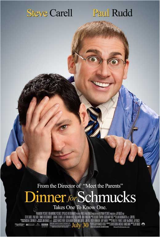 Dinner For Schmucks 11x17 Movie Poster 2010 With Images