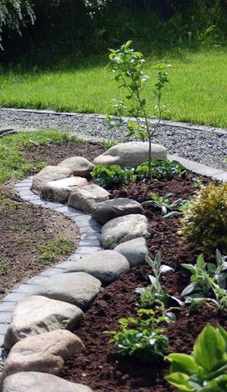 5 operational and sophisticated garden edging ideas | lawn
