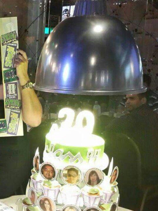 Festejo 25 años de egreso