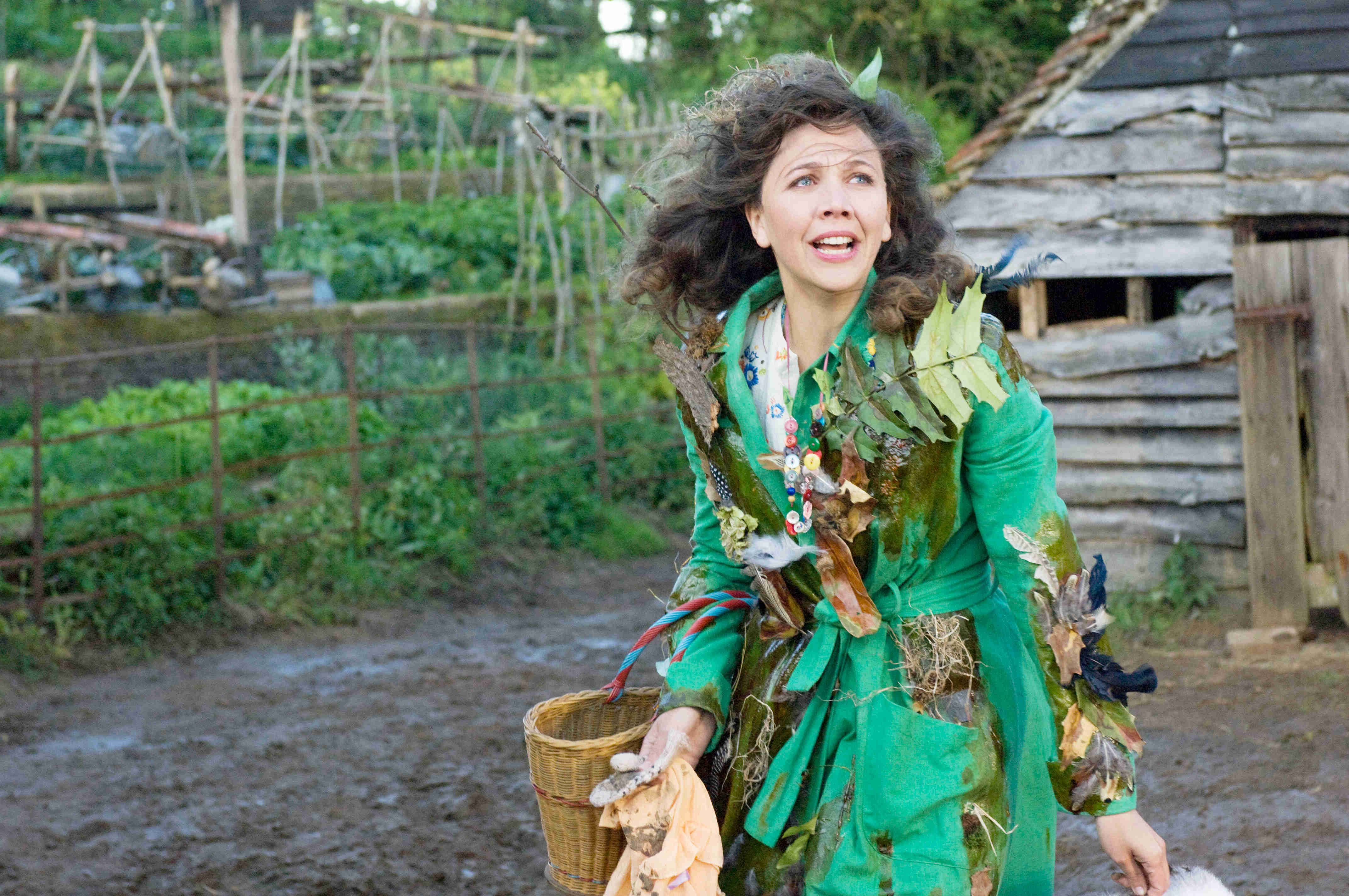 maggie gyllenhaal stars as mrs green in universal pictures nanny