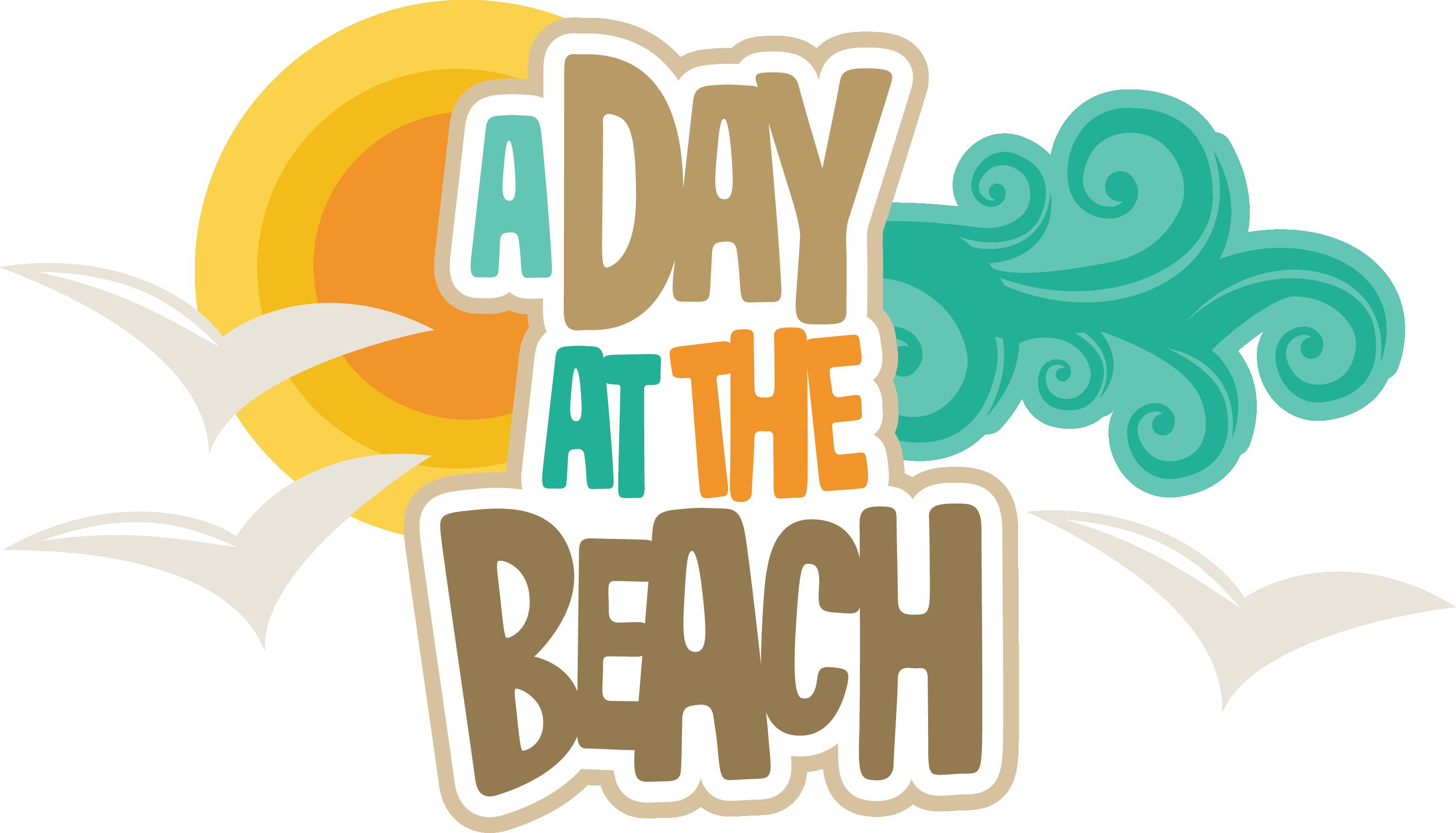 A day at the beach Beach scrapbook layouts, Scrapbook
