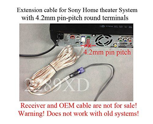 Introducing 20ft Speaker Extension Cablewirecord For Select Sony Home Theater System With 42mm P Sony Home Theatre Sony Home Theater System Home Theater System