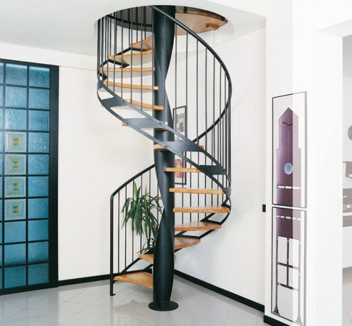 Fascinating Space Saving Stairs Design Ideas For Your Home For Narrow  Spiral Staircase Space Saving Loft Stairs Staircases For Small Spaces Spiral  ...