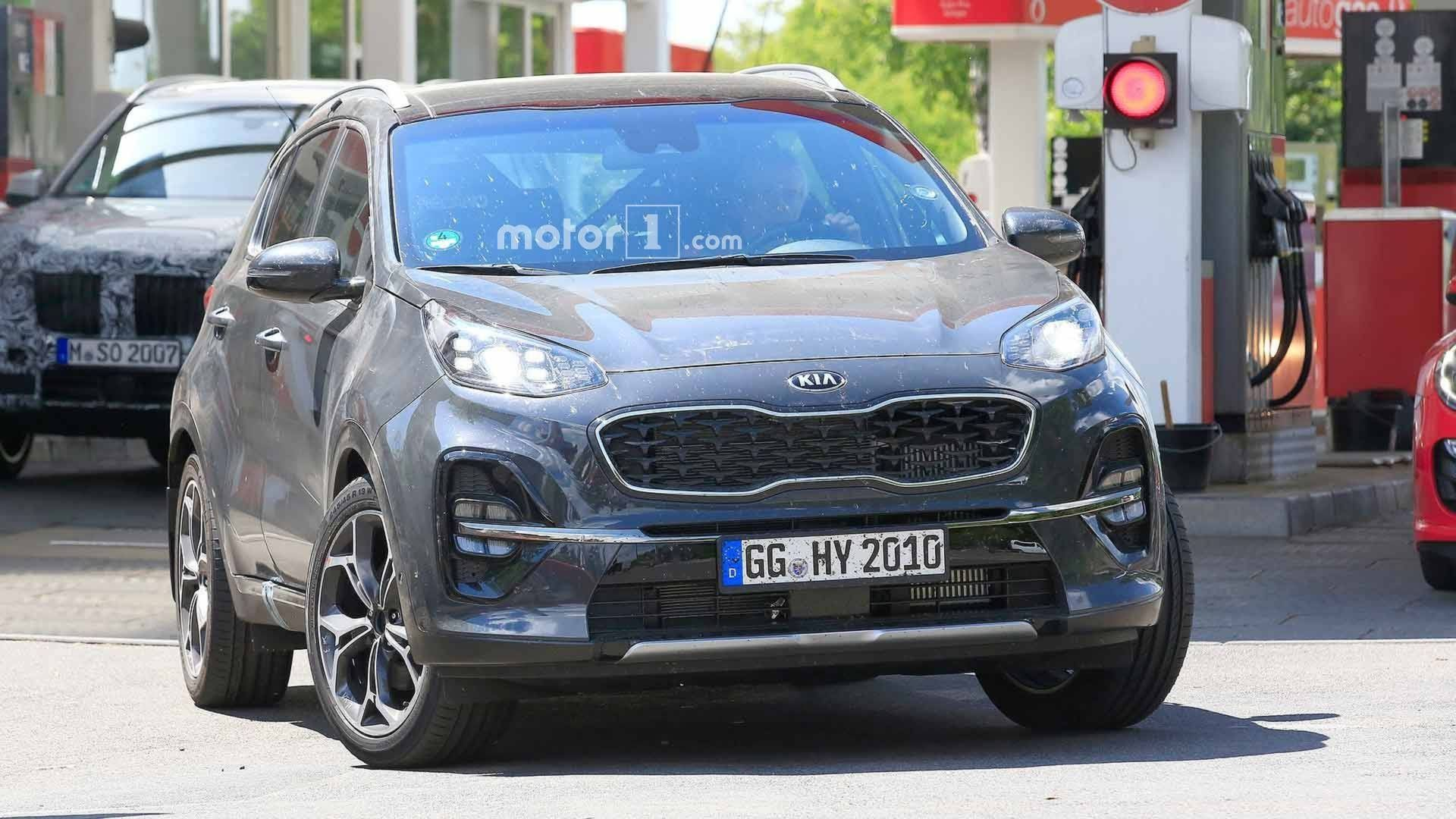 95 Top 2020 KIA SportageSpy Shots New Model and
