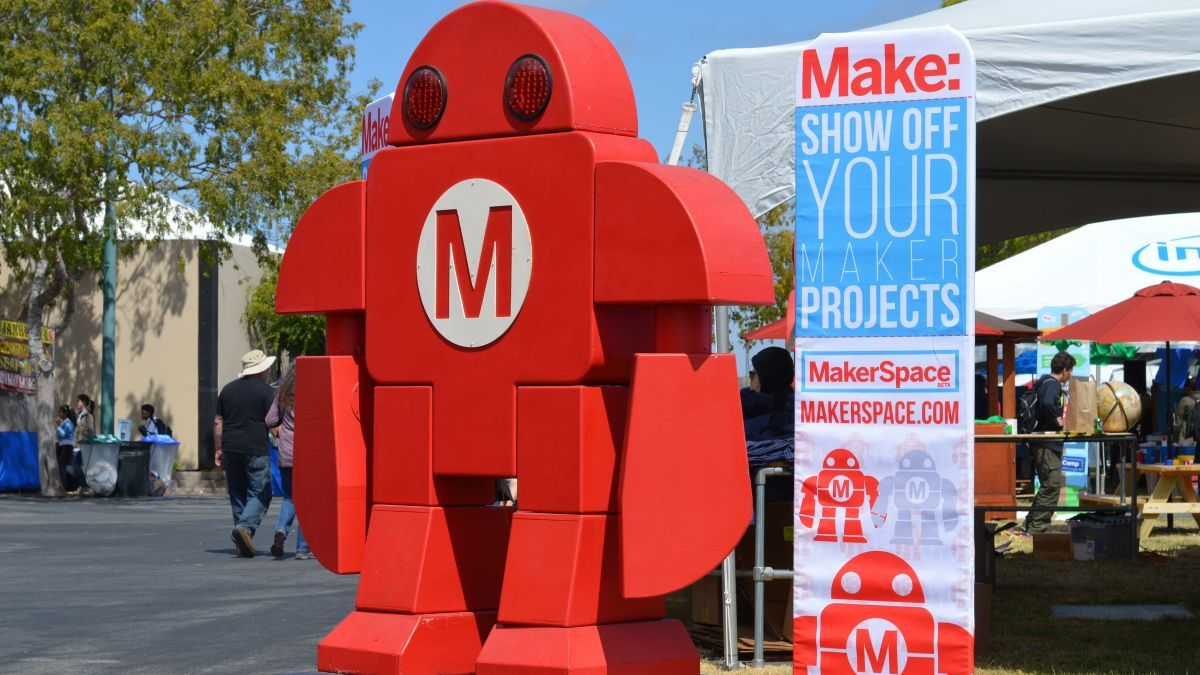 Ogle at the weird and wonderful from Maker Faire 2015 | Maker Faire turned 10 this year and we were there. Here's the best of the tinkerer festivities. Buying advice from the leading technology site