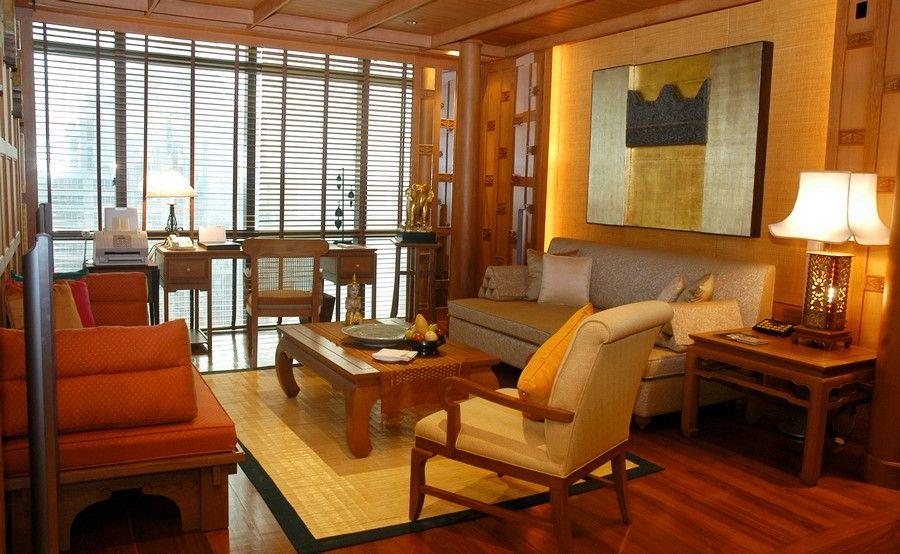 Exotic Thai Cultured Theme Suites at Plaza Athénée Bangkok - http