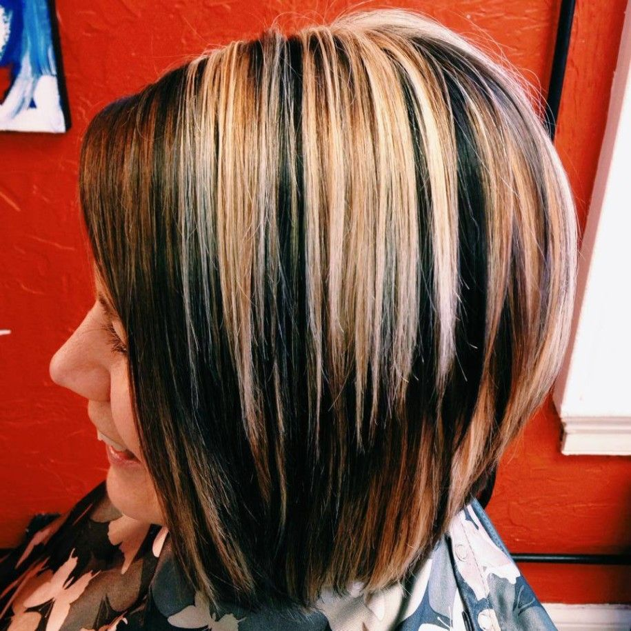 Short Hair With Dimensional Color | Short Hairstyles | Edgy hair color, 2015  hair color trends, Hair color