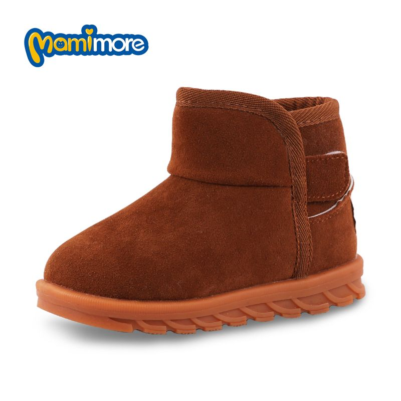 Children Toddler Kids Girl Casual Ankle Boots Rivet Boots Round Toe School Shoes