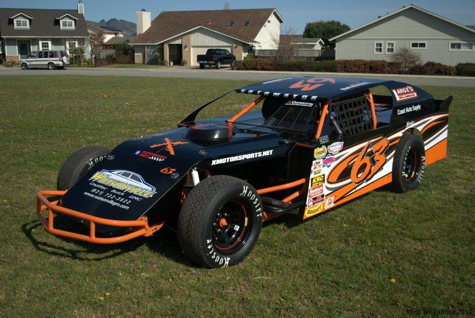 2012 IMCA Sport Mod driven by Matt Sotomayor http//www