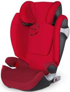 Cybex Solution M Fix Im Test Isofix Kindersitz Test Kindersitz Test Autositz Cybex Solution