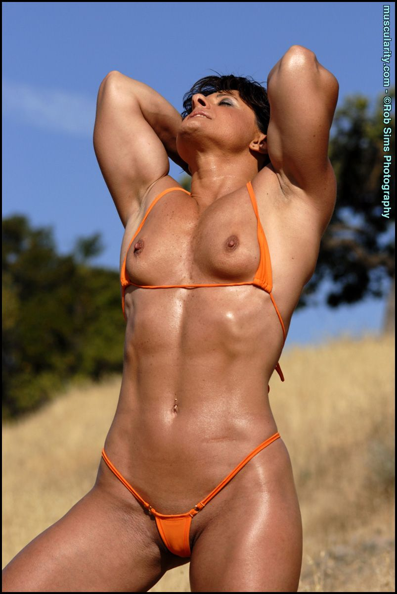 Intelligible Male bodybuilders bikinis