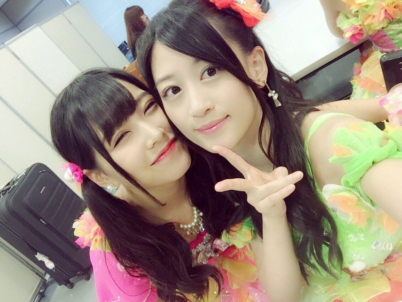 Miru Shiroma x Kei Jonishi  https://twitter.com/jonishi3/status/786585514300190721